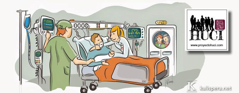 Proyecto HU-CI, Humanizando de cuidados intensivos, post invitado en el blog de Kalispera